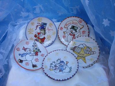 Piatti piccoli in ceramica