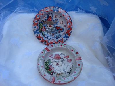 Posacenere in ceramica