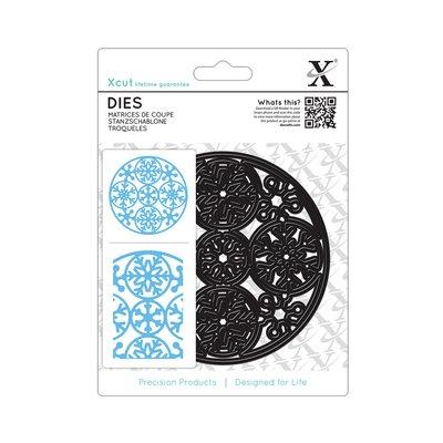 Fustella  Xcut - Snowflake Cluster