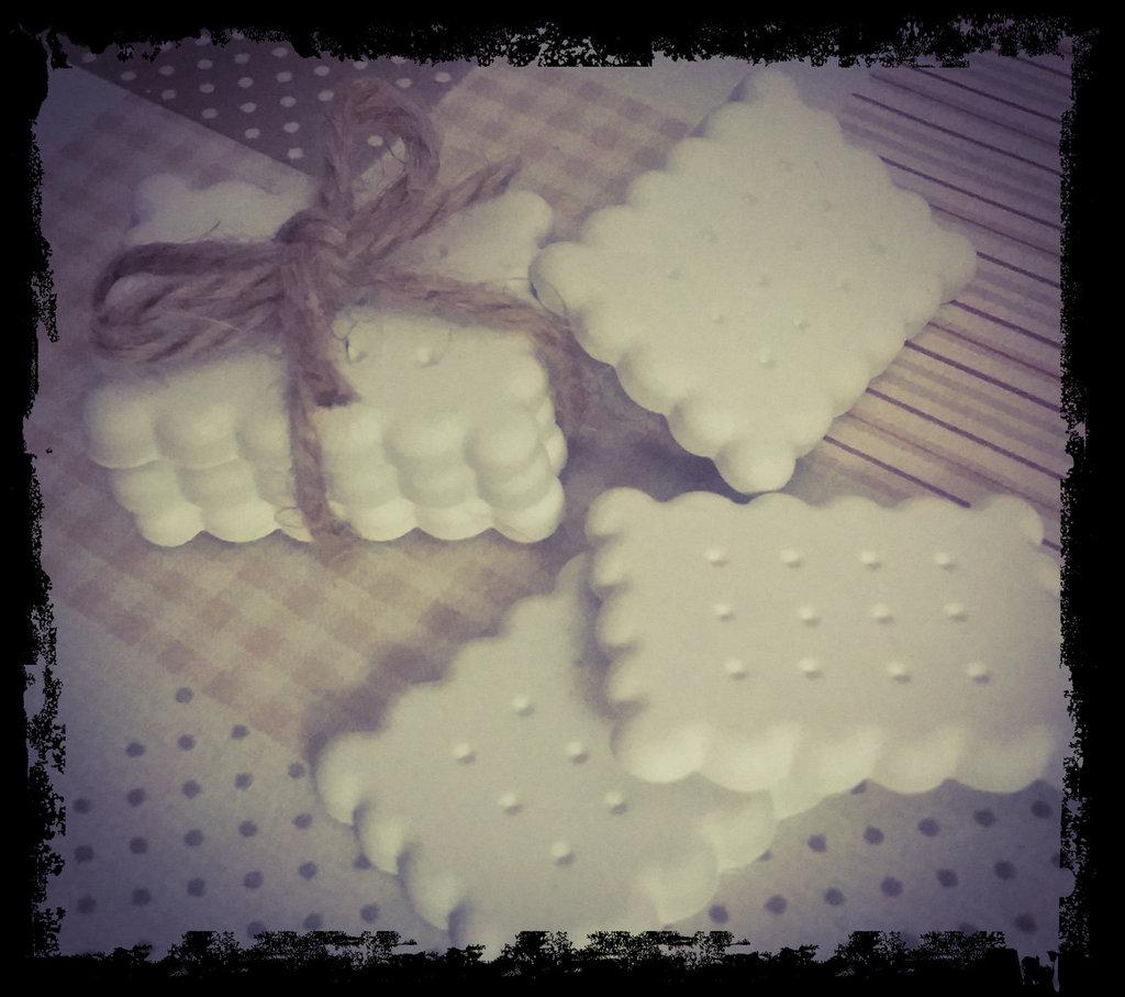 Gessetti polvere di ceramica