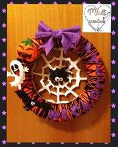 Fuoriporta ghirlanda Halloween 2015