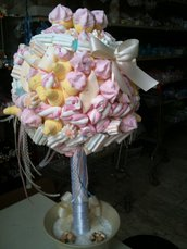 Albero di marshmallow