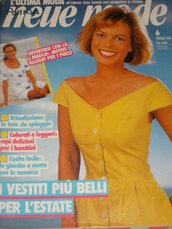 Neue Mode 6/1990