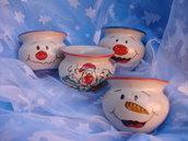 Vasetti in ceramica