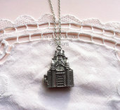 Collana castello di Hogwarts - Harry Potter