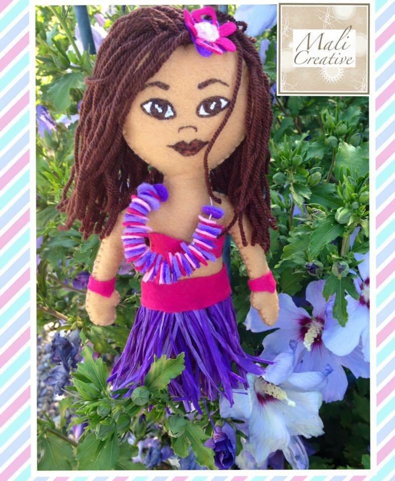 Bambolina hawaiana Amber