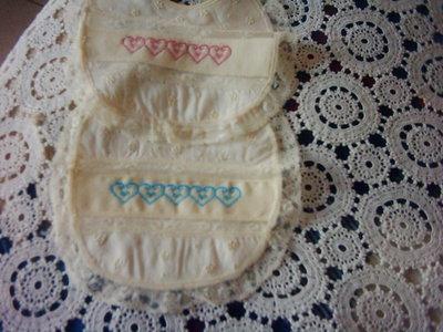 Bavetta per neonato