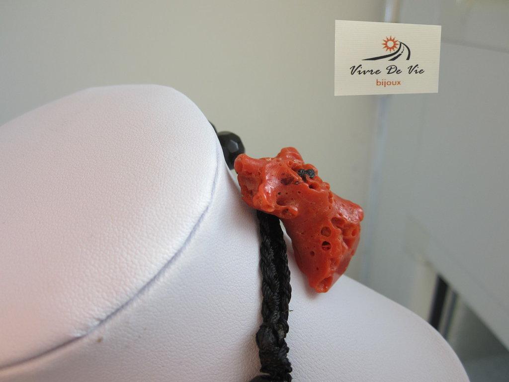Collana Corallo di sardegna
