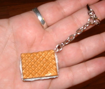 SweetKeychain Wafer