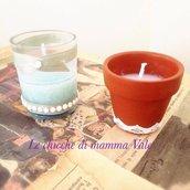 candele profumate artigianali