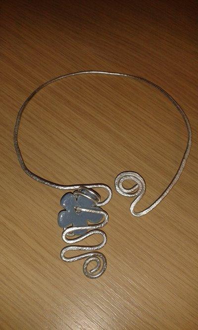 Girocollo rigido alluminio