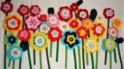 Quadro dei fiori,