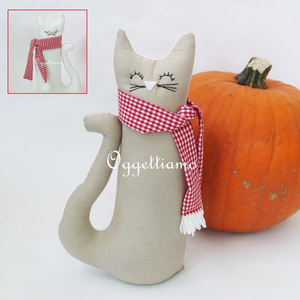 Fermaporte 'Gattino doppia faccia': un'idea regalo originale e personalizzabile per voi!