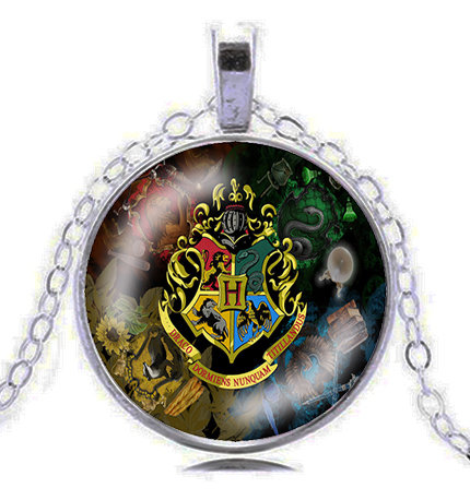 Collana con cammeo Harry Potter