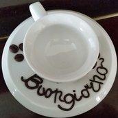 Tazzina caffè Buongiorno