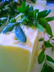 Sapone 100% olio extravergine d'oliva
