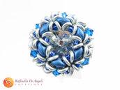 Anello cristallo superduo Dalia 07