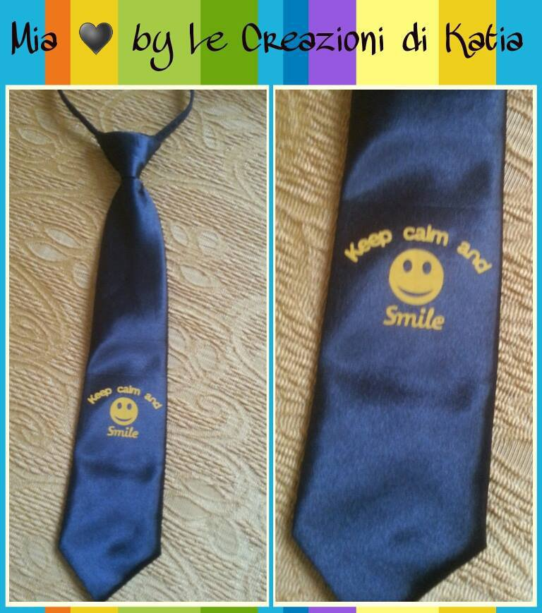 Cravatta - idea regalo