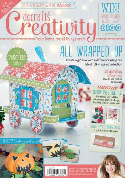 Creativity Magazine 63 - Ottobre 2015