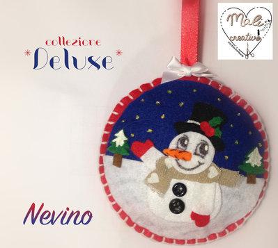"""Collezione """"Deluxe"""" Natale - *Nevino*"""