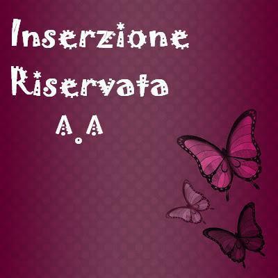 Inserzione riservata per Mirella di ArtIncarto^^