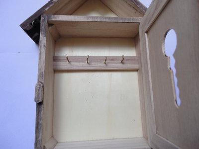 Casetta portachiavi shabby chic   per la casa e per te   decorare ...
