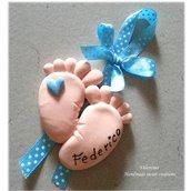 Per Arianna- piedini bimbo