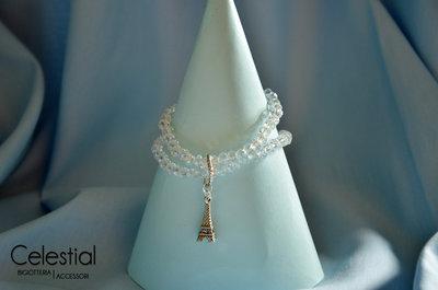 Bracciale cristalli cinesi - Cristal