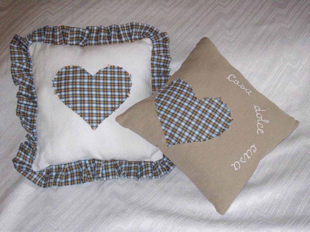coppia cuscini