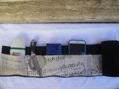 astuccio per  borsetta,valigia,zaino e sacca sportiva