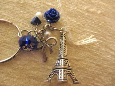 Portachiavi con Tour Eiffel