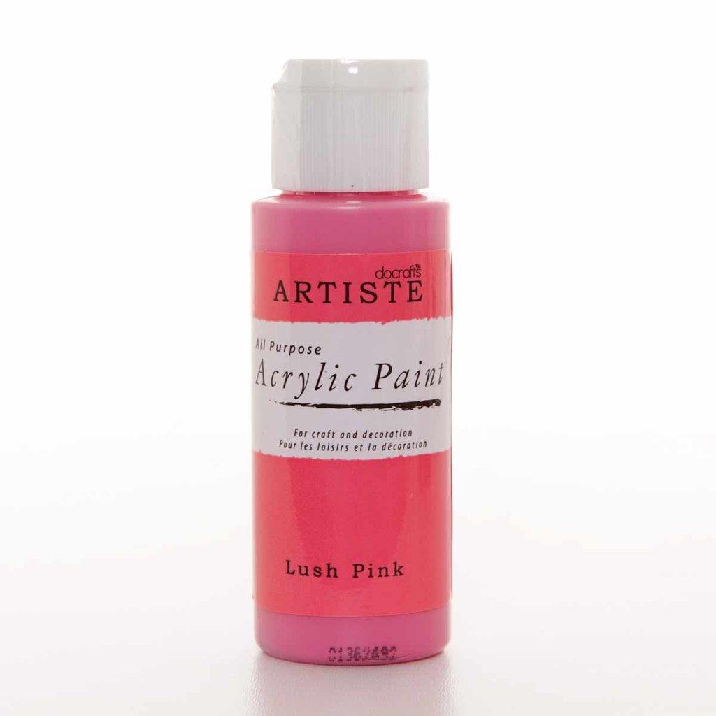 Colore acrilico - Lush Pink