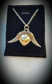 """collana boccino d'oro """"Harry Potter"""""""