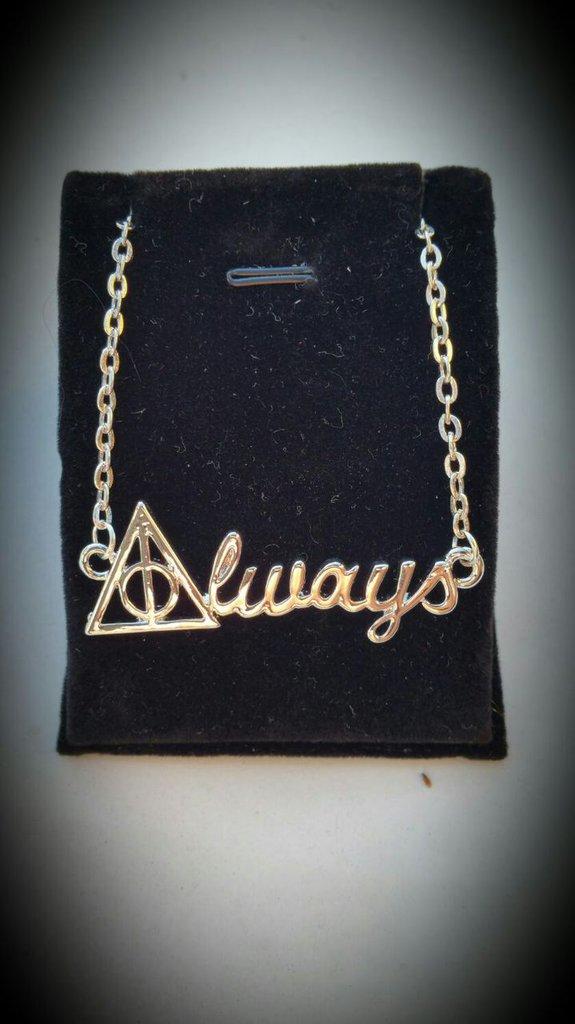 Collana always Harry Potter