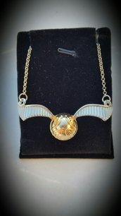 """collana boccino d'oro """"Harry Potter"""" nuovo design"""