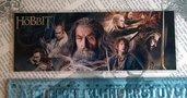 Segnalibro Lo Hobbit, The Hobbit, Tolkien, gruppo, fantasy, bookmark