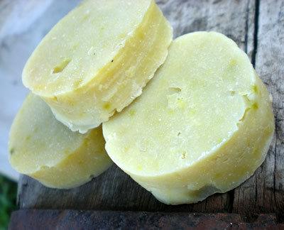 Pepino + Caléndula BIO - jabón natural proceso en frío