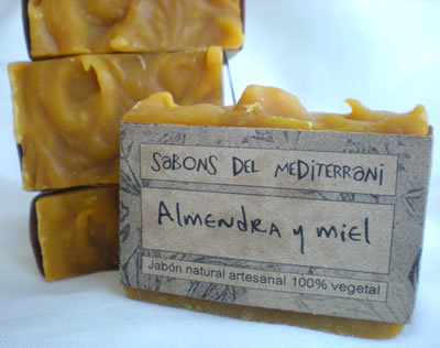 Almendra + Miel + Avena