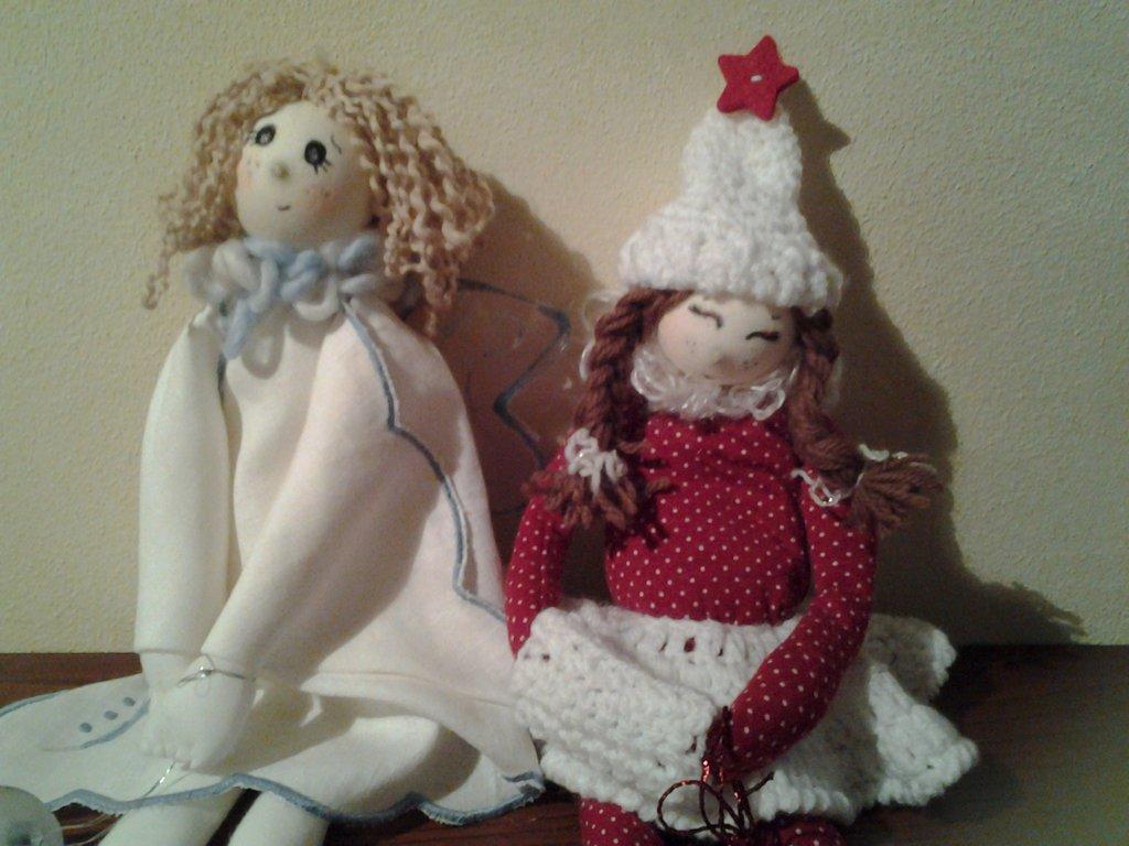 Angeli di Natale