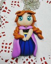 """Collana """"Anna da Frozen e il regno di ghiaccio"""""""