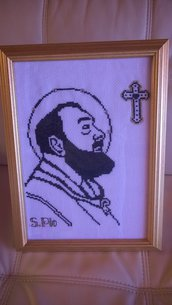 Padre Pio a punto croce