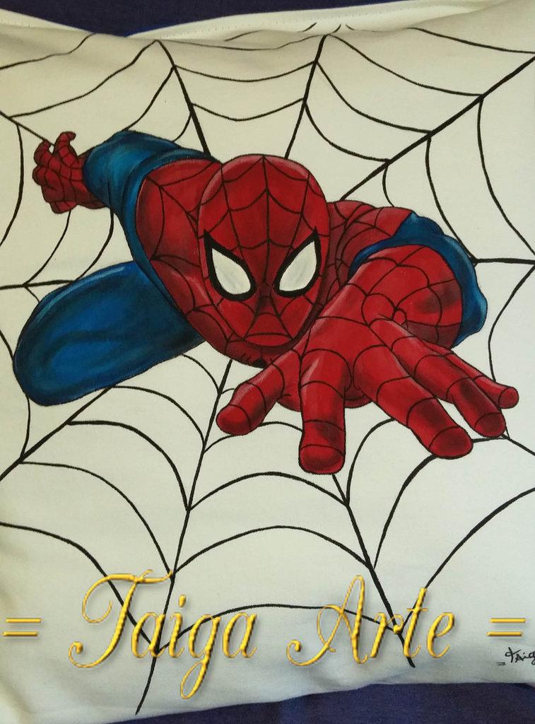 cuscino di Spider-man