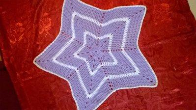 "copertina tipo""super star afghan blanket"""