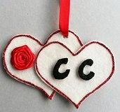 Fuoriporta a cuore per innamorati