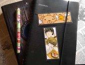 2 Segnalibri mini, Junjou Romantica, manga, yaoi, shonen-ai