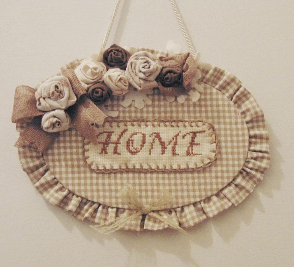 Decorazione romantica da parete per la casa e per te for Decorazione stanza romantica
