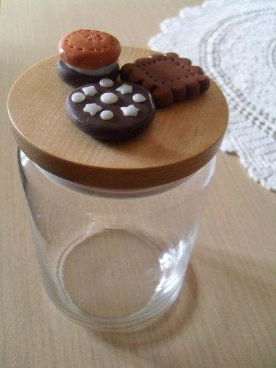 vaso per biscotti