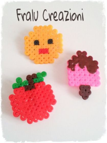 Spille in pyssla hama beads