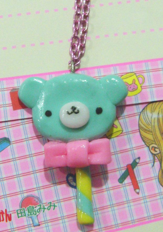 Lollipop Bear ☆