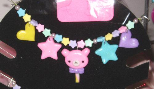 Lollipop Bear ☆ braccialetto ☆